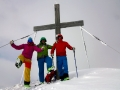 Skitour Gampenkogel März 2014 (24)